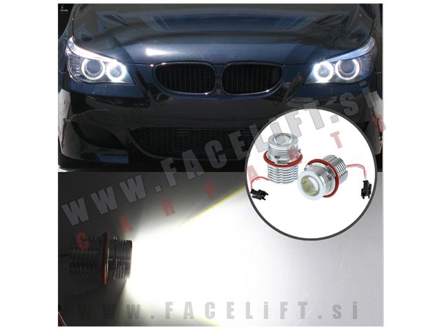 BMW / LED Angel Eyes markerji 60W (120W) CREE